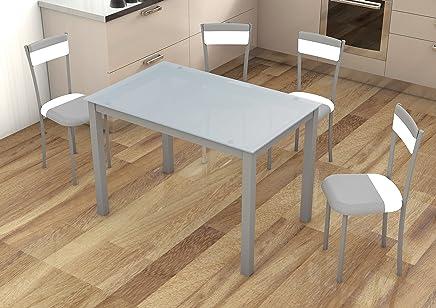 Amazon.es: Mesas De Cocina Leroy Merlin - Muebles: Hogar y ...