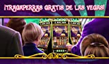 Willy Wonka Slots - Máquinas Tragaperras Gratis Casino Vegas y Juegos de Bono de la Clásica Película