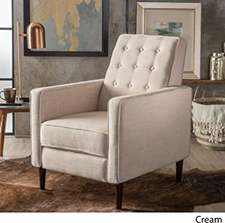 Christopher Knight Home 300599 Macedonia Recliner, Single, Wheat
