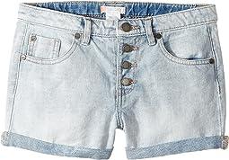 Roxy Kids - Go Find Yourself Shorts (Big Kids)