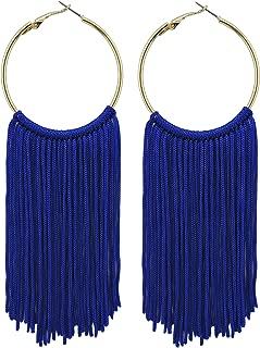 Tassels Dangle Drop Earrings for Women