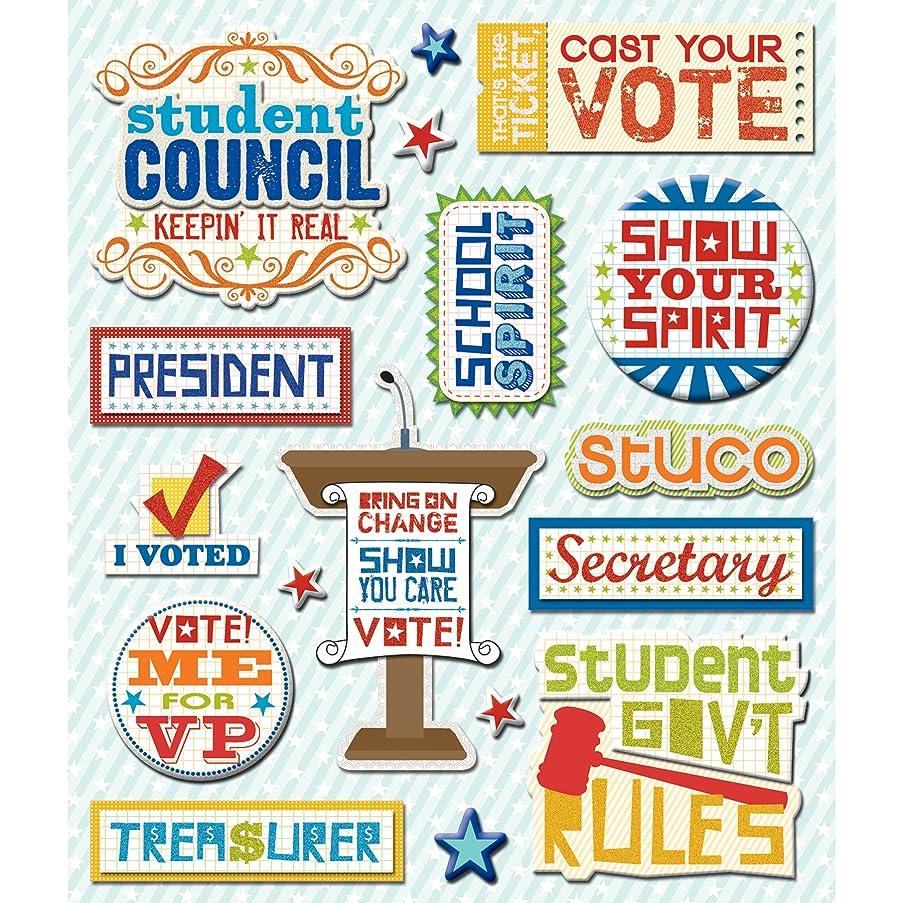 K&Company Student Government Sticker Medley