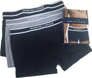 88fc696611b933 Amazon.it: Intimo - Uomo: Abbigliamento: Boxer, Slip, Boxer aderenti ...