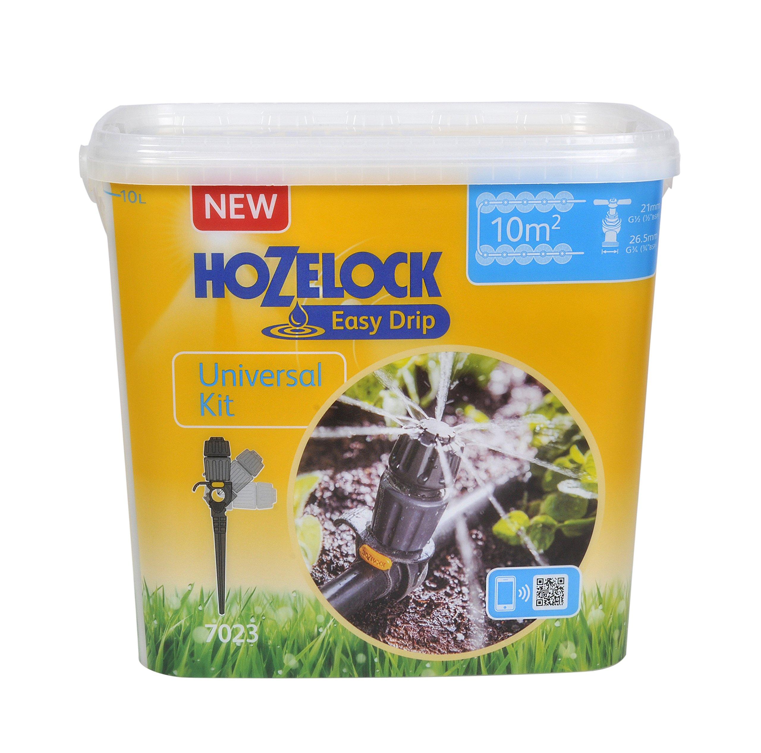 Hozelock CLASSIC MICRO 25 Pot Garden Watering System /& Sensor Timer