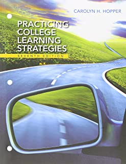 Bundle: Practicing College Learning Strategies + LMS Integrated for MindTap College Success Printed Access Card