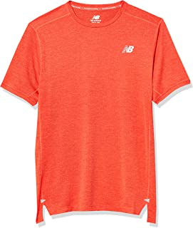 New Balance Impact Run Short Sleeve Camiseta Hombre
