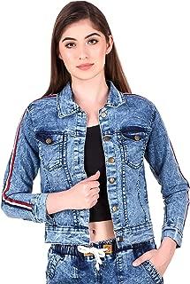 Fasnoya Women's Slim Fit Jacket