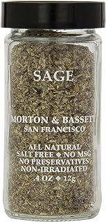 Morton & Bassett Sage, .4-Ounce jar