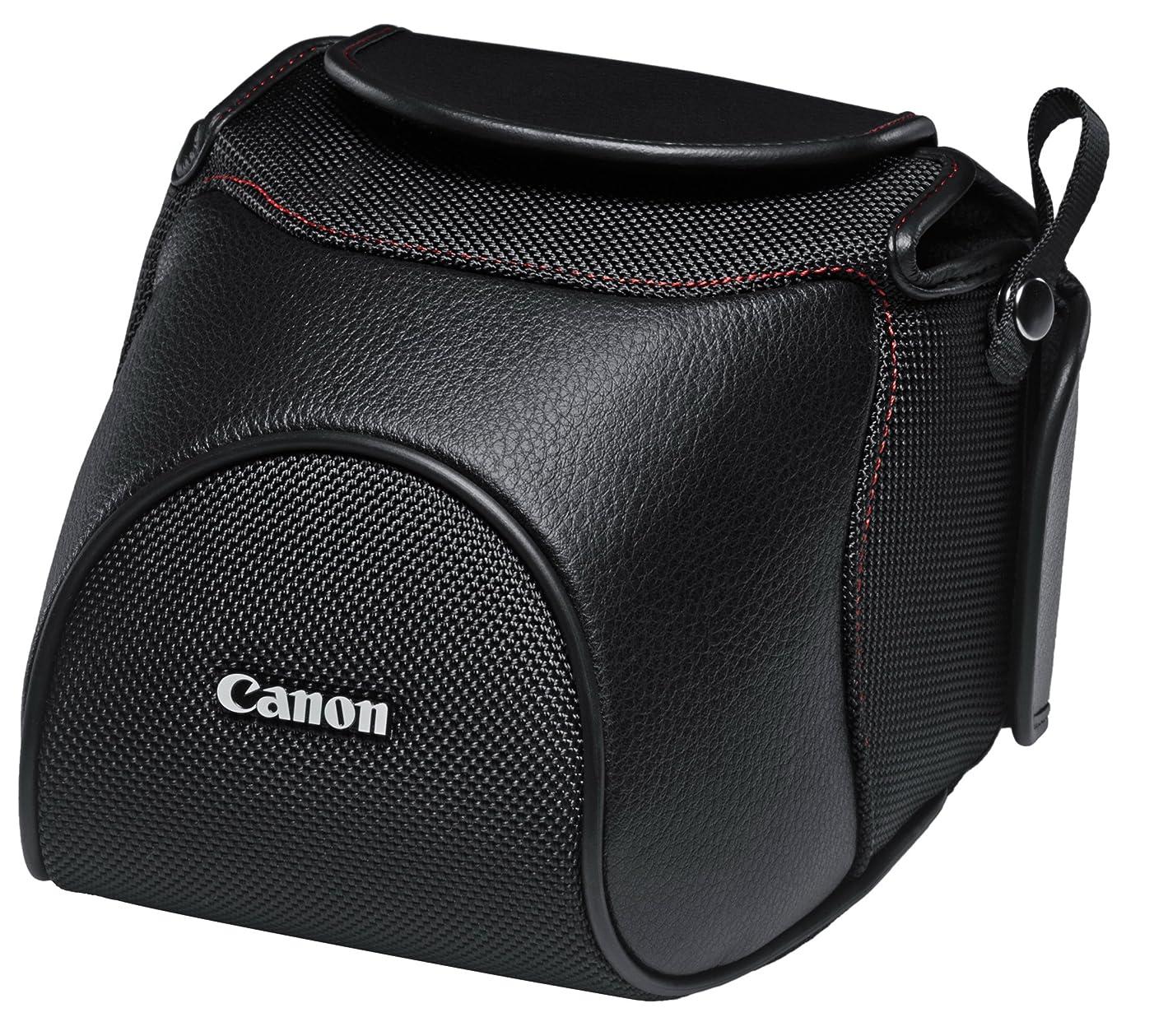 感謝祭魔法反射Canon ソフトケース (ブラック) CSC-300BK