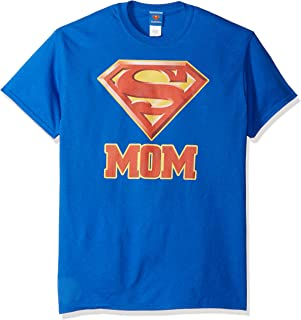 super mom shirt with cape