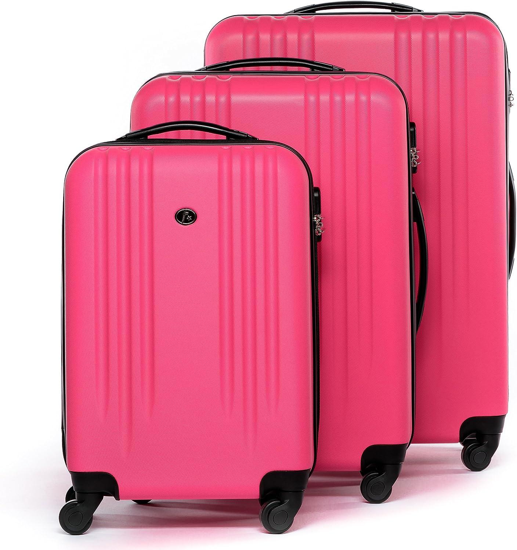 FERGÉ set di 3 valigie viaggio Marseille