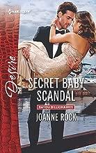 Secret Baby Scandal: An Enemies to Lovers Romance (Bayou Billionaires Book 4)