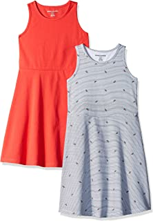 Girl's 2-Pack Tank Dress