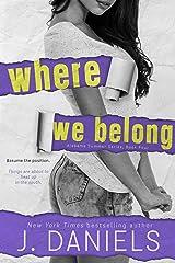 Where We Belong (Alabama Summer Book 4) Kindle Edition