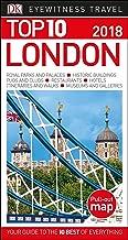 Top 10 London: 2018 (Eyewitness Top 10 Travel Guide)