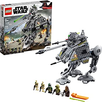 LEGO Star Wars: Revenge of the Sith AT AP Walker 75234 Building Kit (689 Pieces)