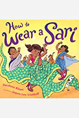 How to Wear a Sari Kindle Edition
