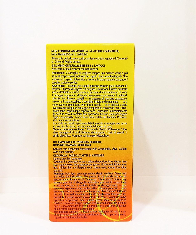 Sanotint Reflex 52 Castano Scuro 80 Mil: Amazon.es: Belleza