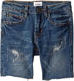 Repaired Shorts in Heavy Destroyed (Toddler/Little Kids/Big Kids)