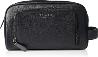 Men's Razor Leather Washbag