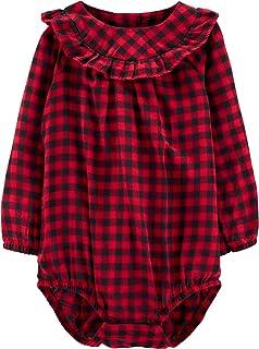 OshKosh B'Gosh baby-girls Knit Bodysuit