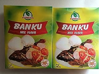 Homefresh Banku Mix Flour (2-Pack)