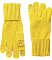 COACH - Knit Tech Gloves