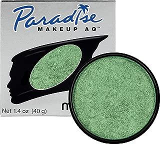 Mehron Makeup Paradise Makeup AQ Face & Body Paint (1.4 oz) (BRILLANT VERT BOUTEILLE GREEN)