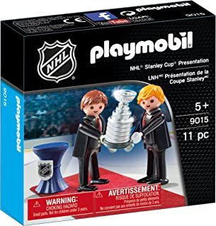 PLAYMOBIL NHL Stanley Cup Presentation Set