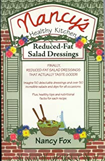 Nancy's Healthy Kitchen Reduced-Fat Salad Dressings