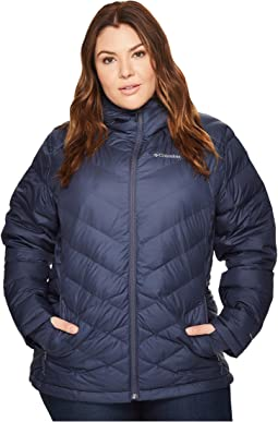Plus Size Heavenly Hooded Jacket