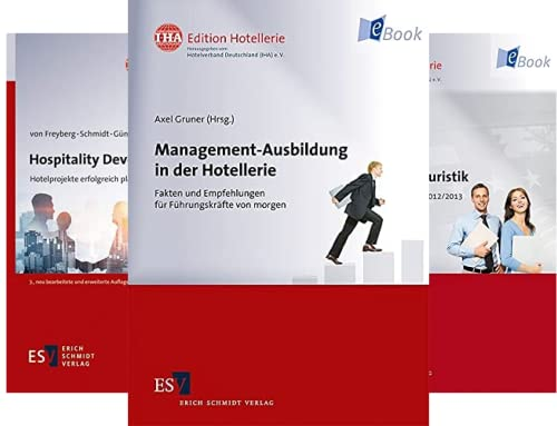IHA Edition Hotellerie (Reihe in 4 Bänden)