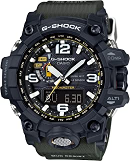 G-Shock MUDMASTER Mens Japan Import GWG-1000-1A3