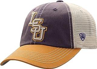 Zephyr Louisiana State University Lager LSU Tigers Hat Baseball Cap LA Mesh