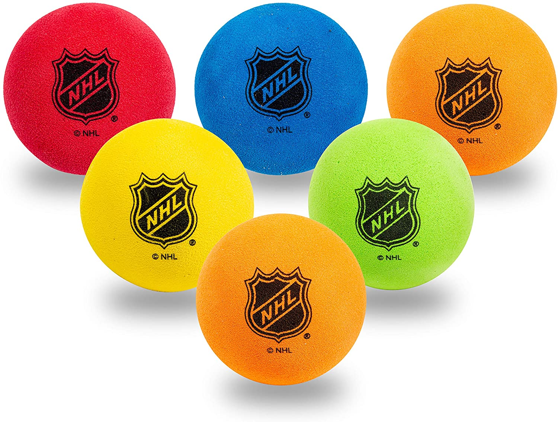 Franklin Popular Sports Mini Foam Hockey Balls K Knee Fashionable for -