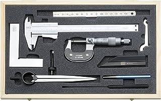 HELIOS-PREISSER 0197508 TaschenmessschieberSOFT-SLIDE 1//20 mm Plus 1//128 zoll 300 x 60 mm