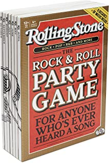 Big Potato Rolling Stone: The Music Trivia Game Where Legends are Made