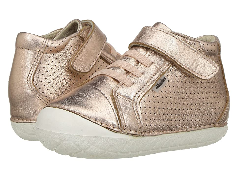 Old Soles Pave Cheer (Infant/Toddler) (Copper) Girls Shoes