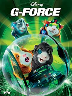 g force movie toys