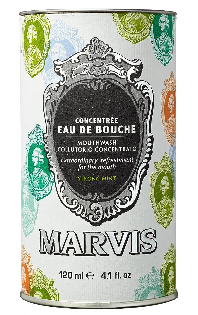 バレーボールミニチュア香ばしいMARVIS(マービス) マウスウォッシュ 120ml