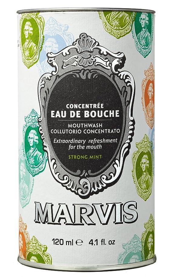 主流起点意識MARVIS(マービス) マウスウォッシュ 120ml