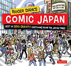 Roger Dahl's comic Japan