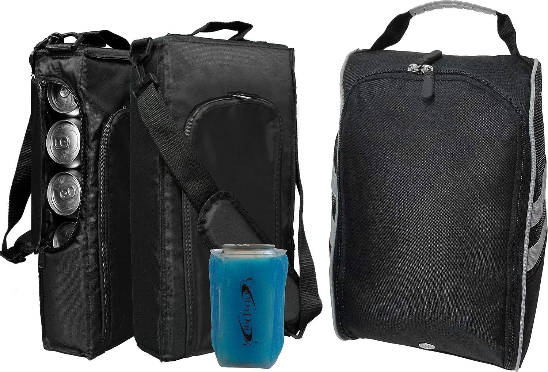 CaddyDaddy 9pk Golf Bag Cooler and Overseas parallel import regular Soldering item Shoe