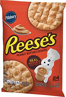 Pillsbury Reese's Peanut Butter Cookies, 24 Ct