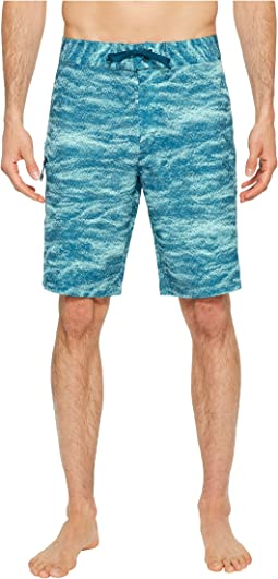 Under Armour UA Reblek Printed Boardshorts