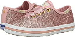 Keds champion glitter gold crushed glitter + FREE SHIPPING