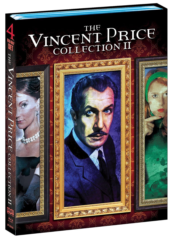 Superlatite The Vincent Price Collection II on Nippon regular agency Retu Haunted House Hill