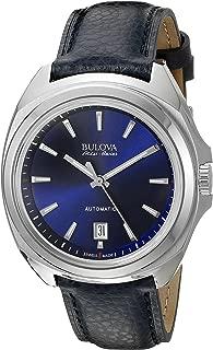 Best bulova men's accu swiss automatic watch Reviews