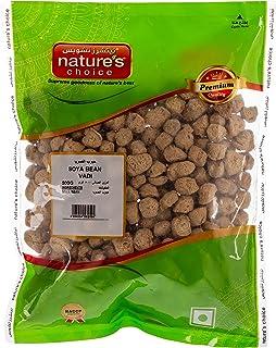 Natures Choice Beans Soya Bean Vadi - 500 gm (Beige)