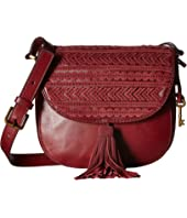 Fossil - Emi Tassel Saddle Bag